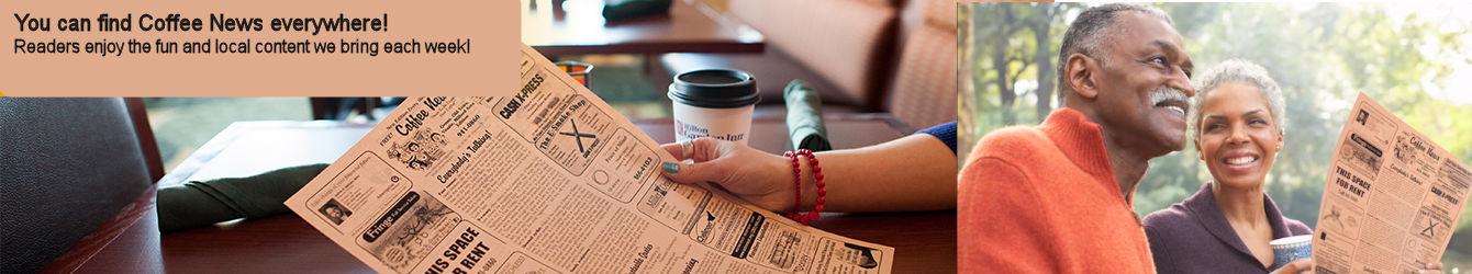 Ridge Coffee News distribution